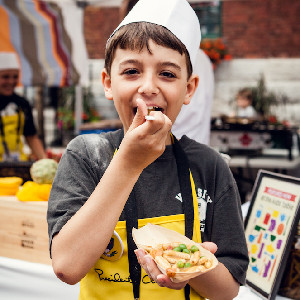 Future Tastes of Toronto: At the Kids' Table